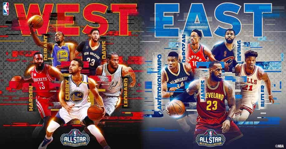 All Star 2017 NBA Game