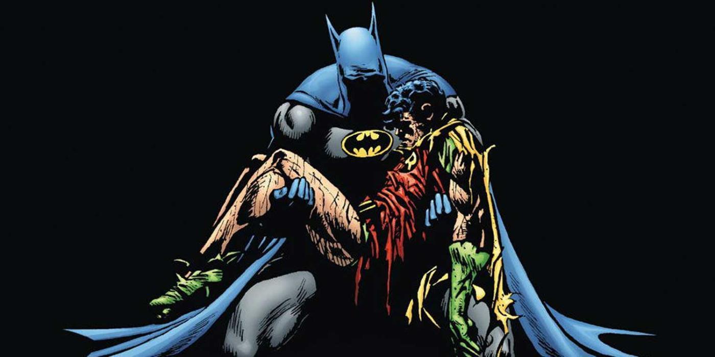 Batman: Muerte en la familia – Review de la muerte de Jason Todd