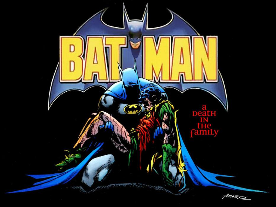 Batman: una muerte en la familia – Review de la muerte de Jason Todd