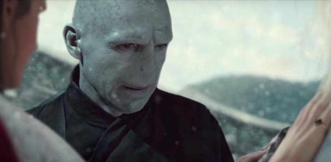 Bella y Lord Voldemort