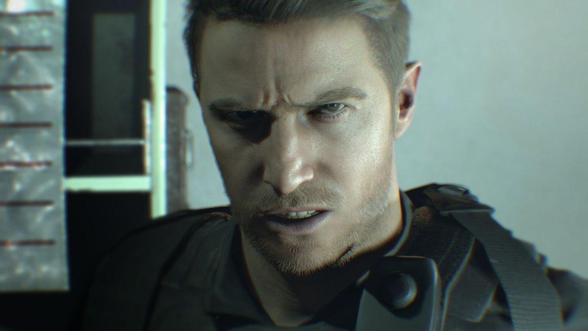 Chris Redfield en Not a Hero, nuevo capítulo gratuito de Resident Evil 7