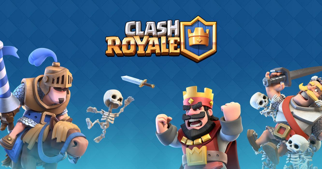 Clash Royale, trucos para superar la Arena 1