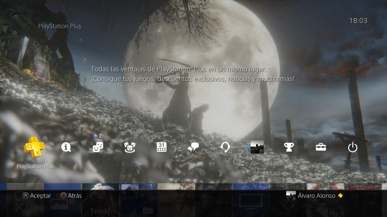 Cómo cambiar el fondo de pantalla de PS4