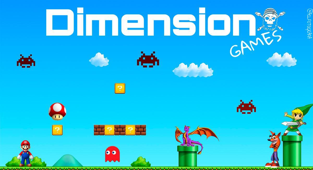 Dimension Games