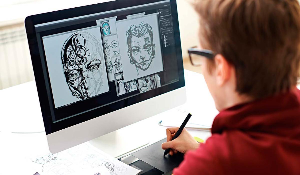 Grado de videojuegos en Diseño, Animación y Arte Digital