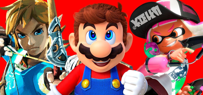 Nintendo Switch Todos Los Juegos Confirmados Hasta La Fecha