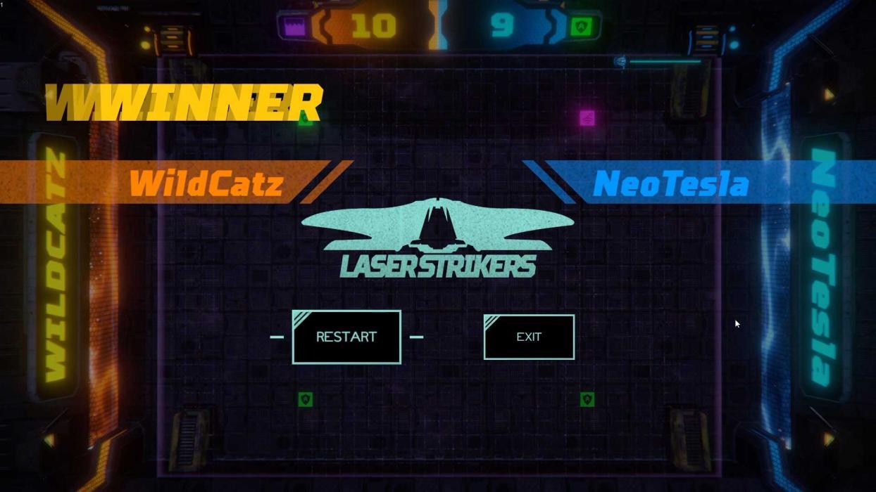 Laserstrikers