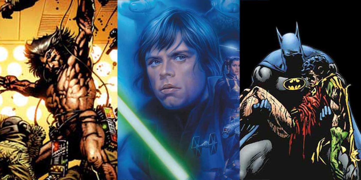 Los mejores cómics de febrero de 2017: Arma-X, Imperio Oscuro...