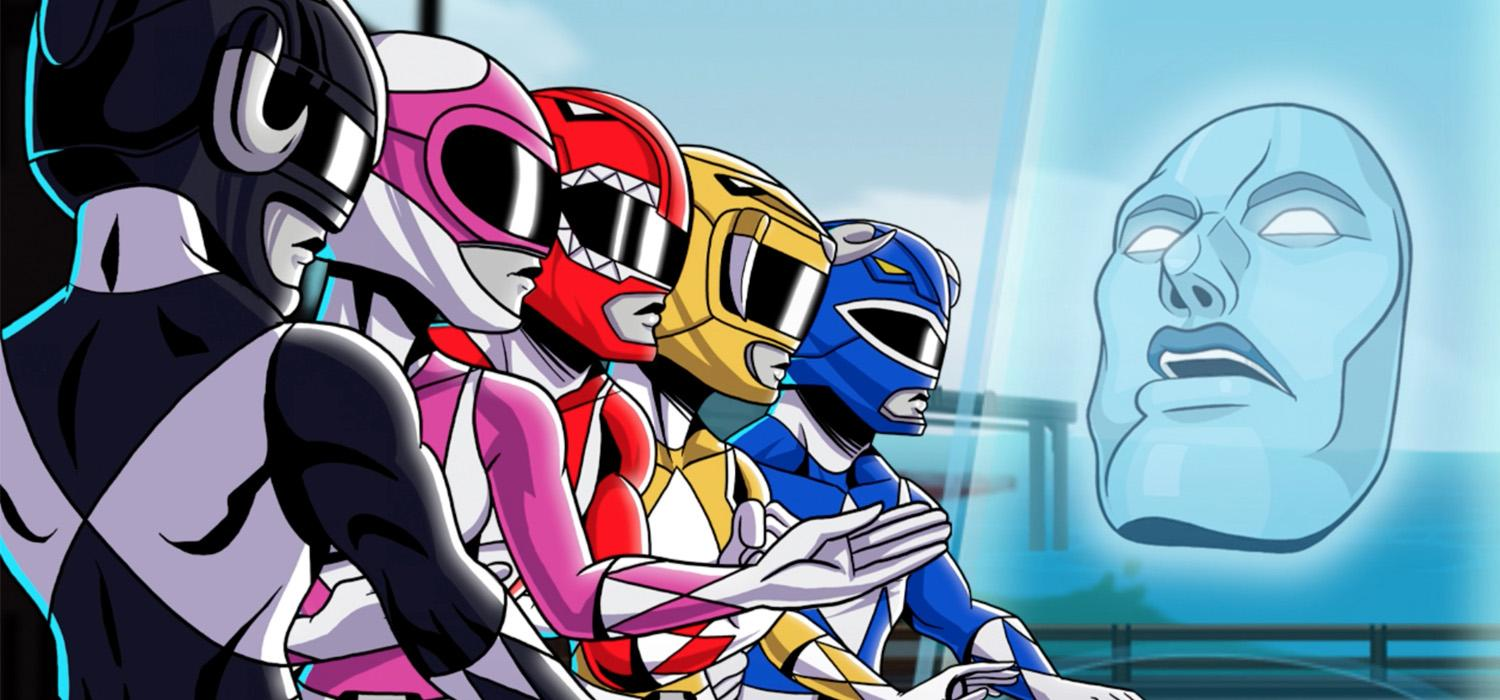 Análisis de Power Rangers Mega Battle para PS4 y One - HobbyConsolas ...