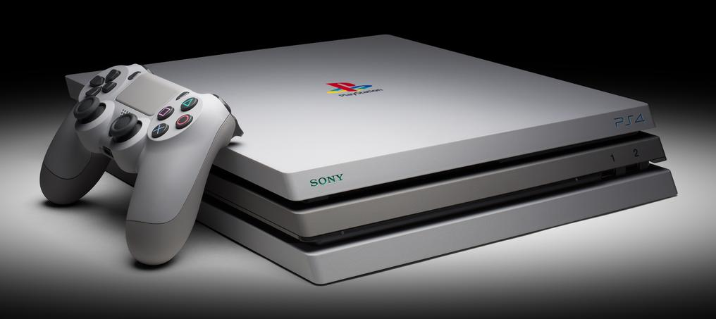 PS4 edición PlayStation