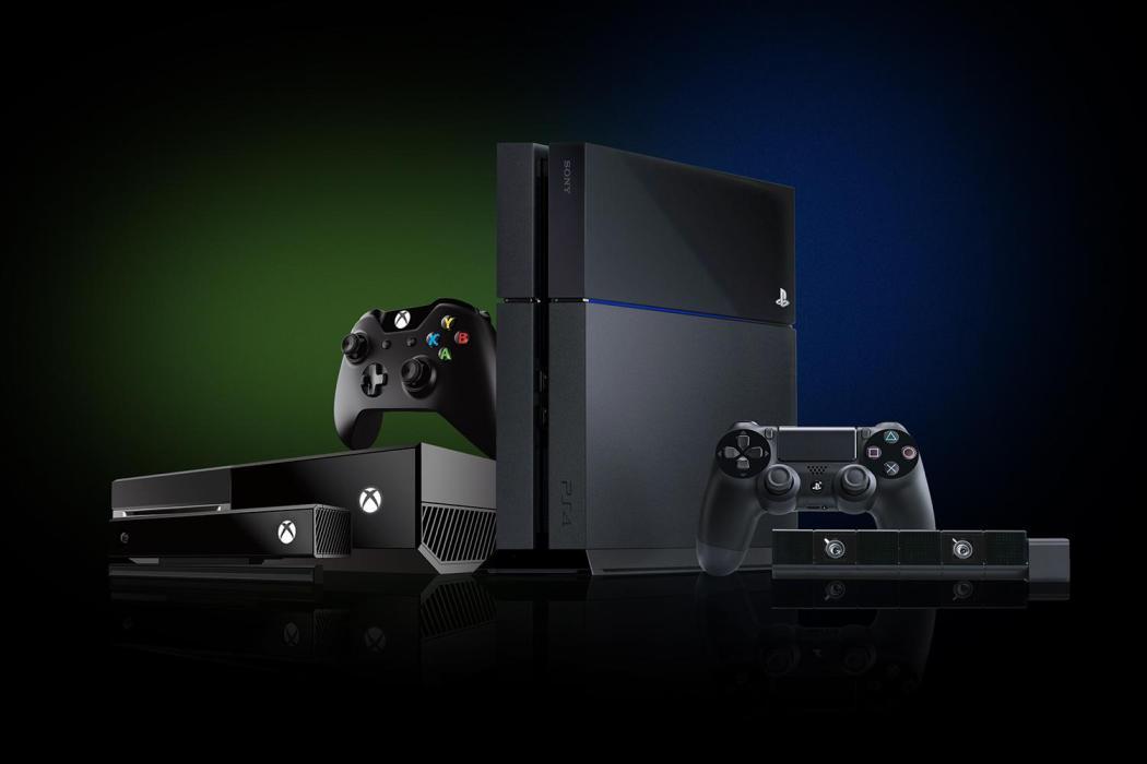 PS4 Xbox One consolas