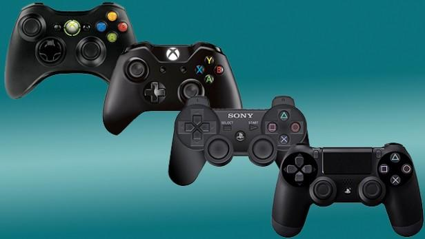 PS4 Xbox One PS3 Xbox 360