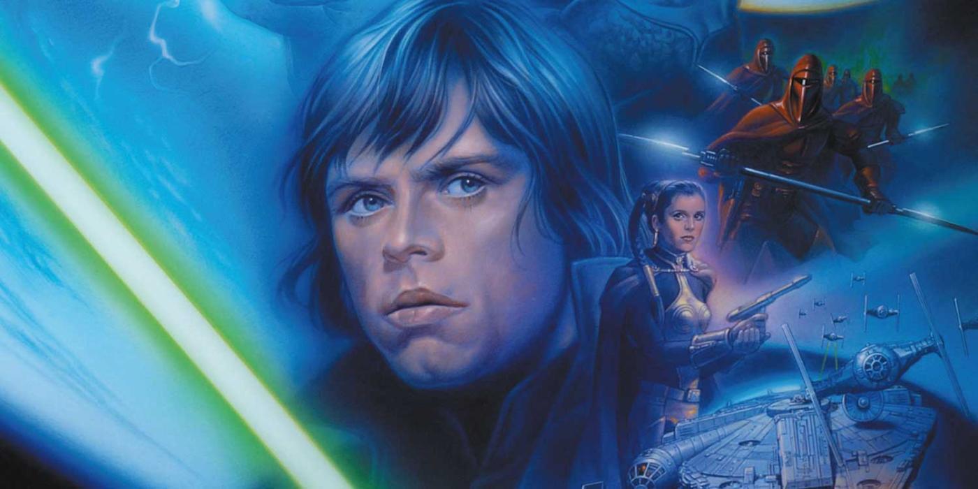 """Star Wars Imperio Oscuro - Review del """"origen"""" del Universo Expandido"""