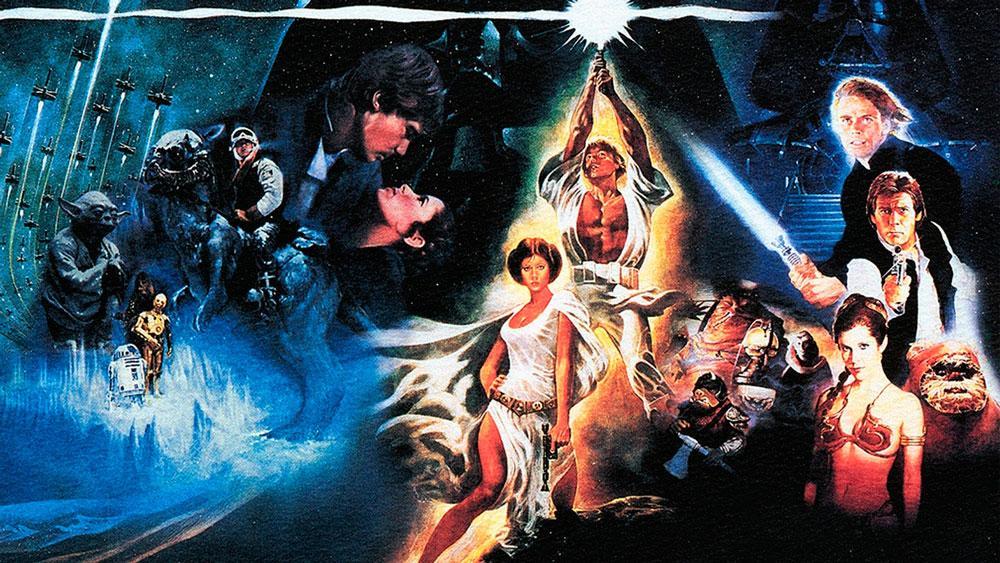 Star Wars trilogía original