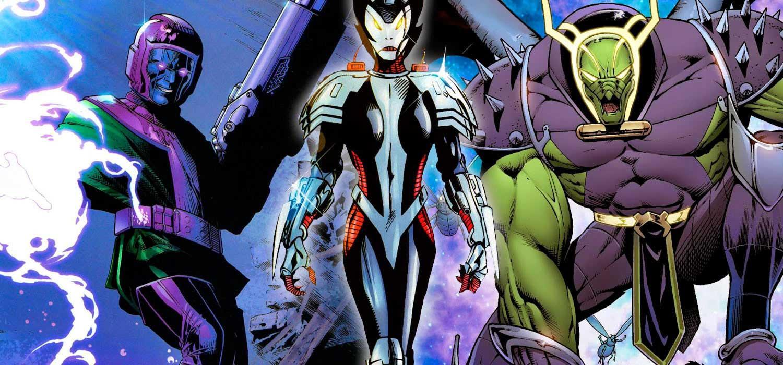 Villanos de Marvel que aún no hemos visto en las películas