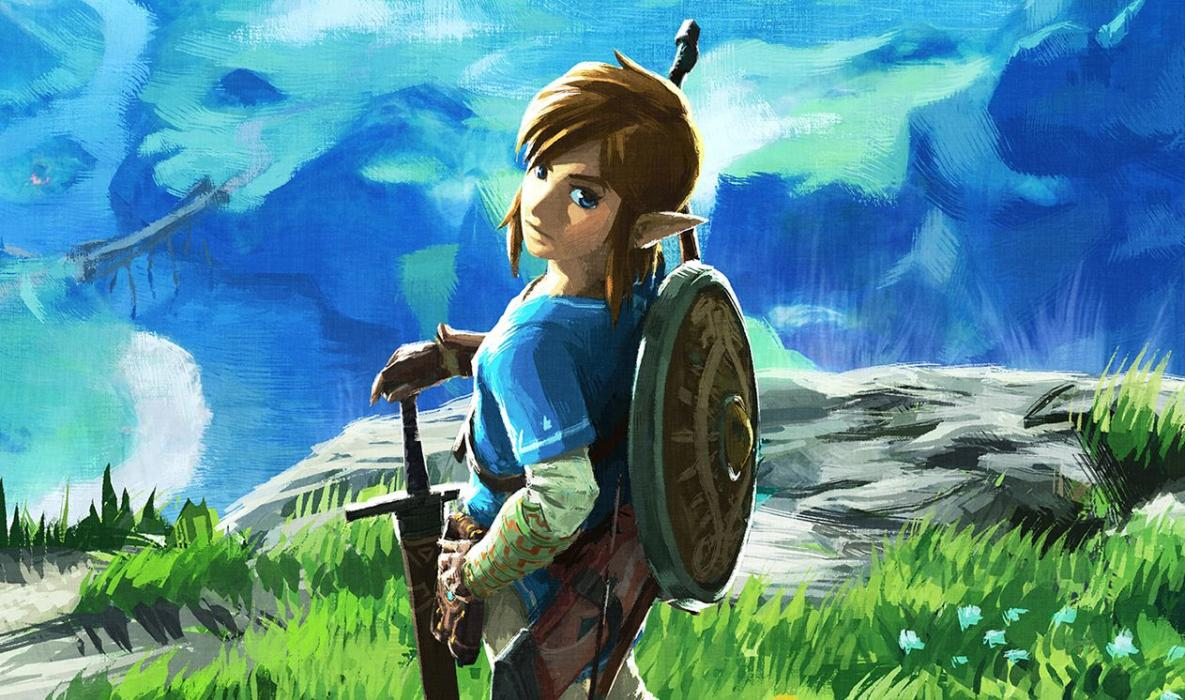 5. The Legend of Zelda Breath of the Wild