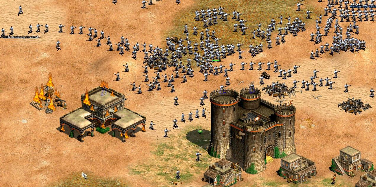 Age of empires online players dating 10