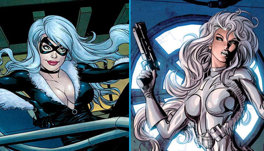 Black Cat y Silver Sable spin-off