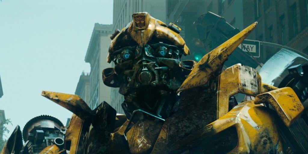 Bumblebee, el primer spin-off de Transformers