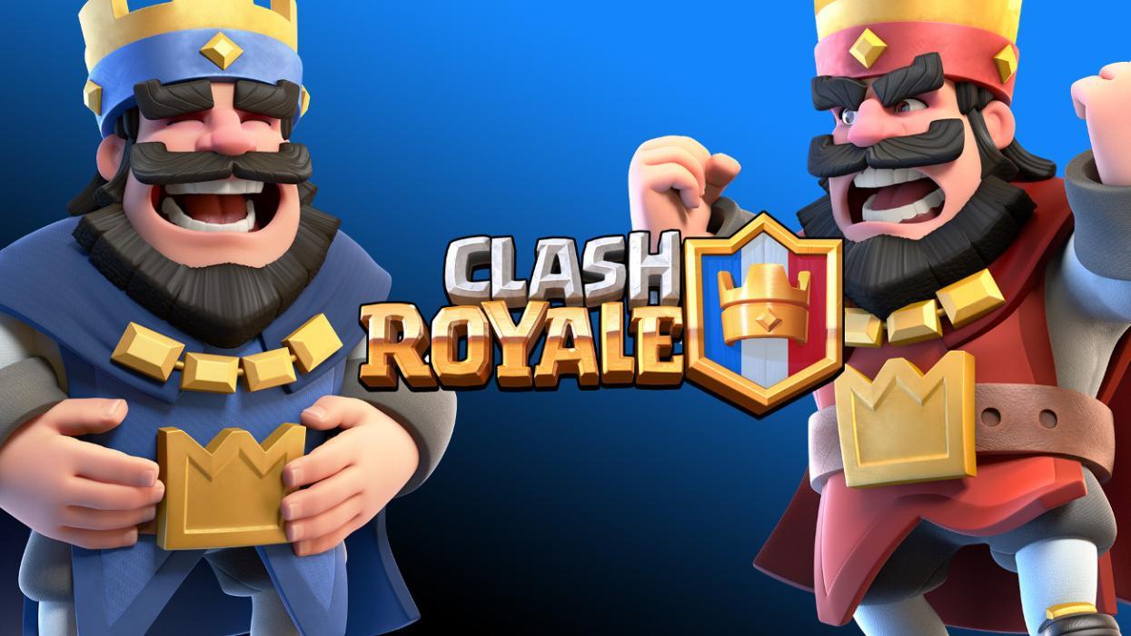 Clash Royale Arena 8 Portada