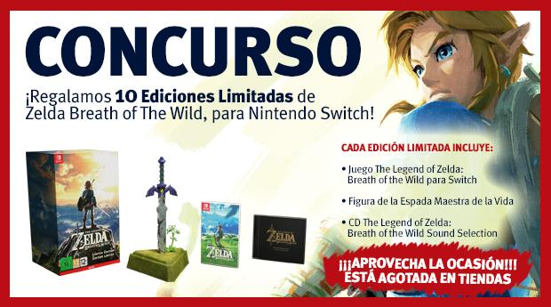 Concurso Zelda