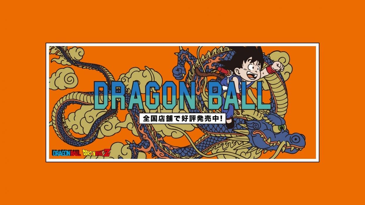 Dragon Ball Ropa