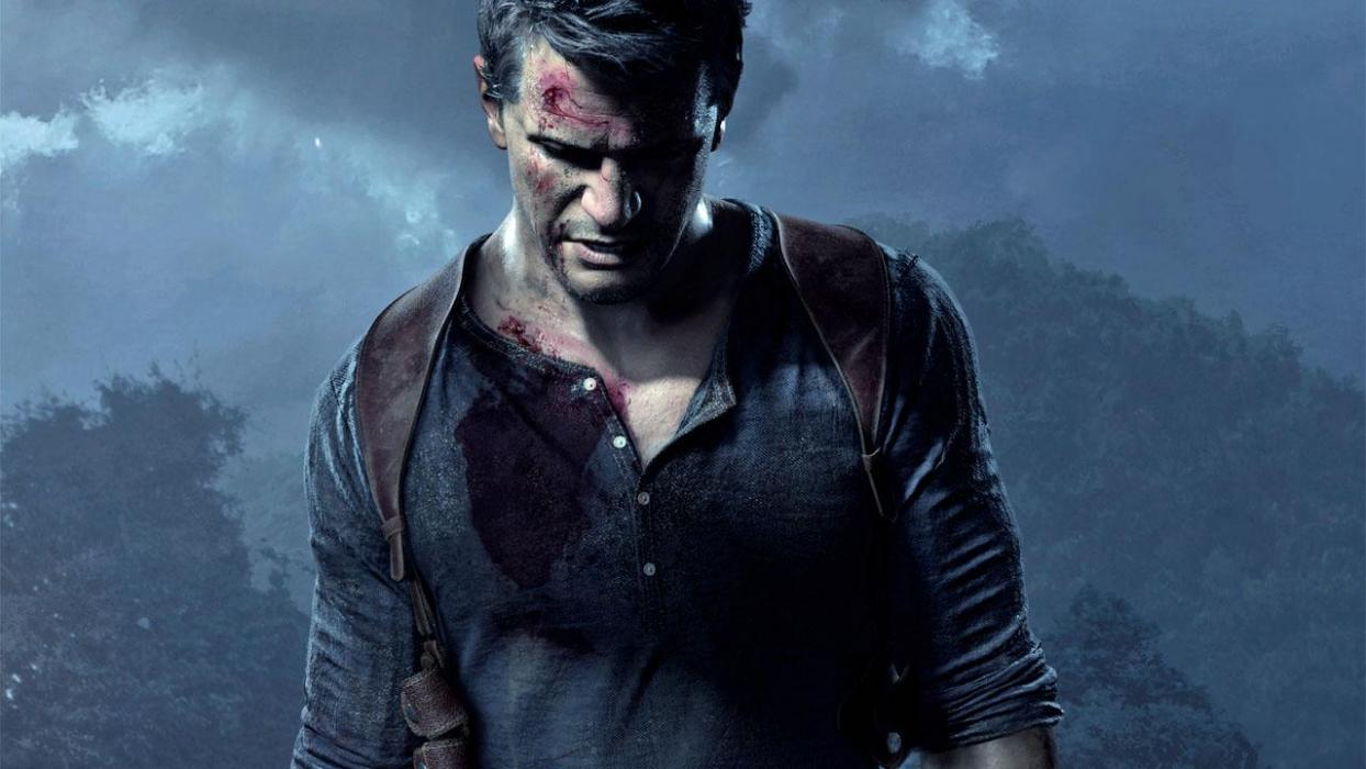 Figura de Nathan Drake en Uncharted 4 El Desenlace del Ladrón