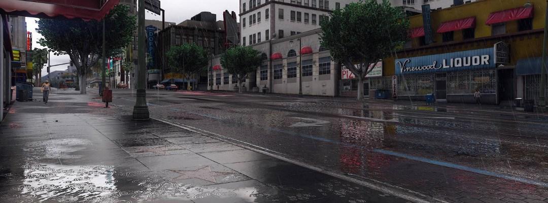 GTA V - Descubre su nuevo mod ultra realista con gráficos 4k