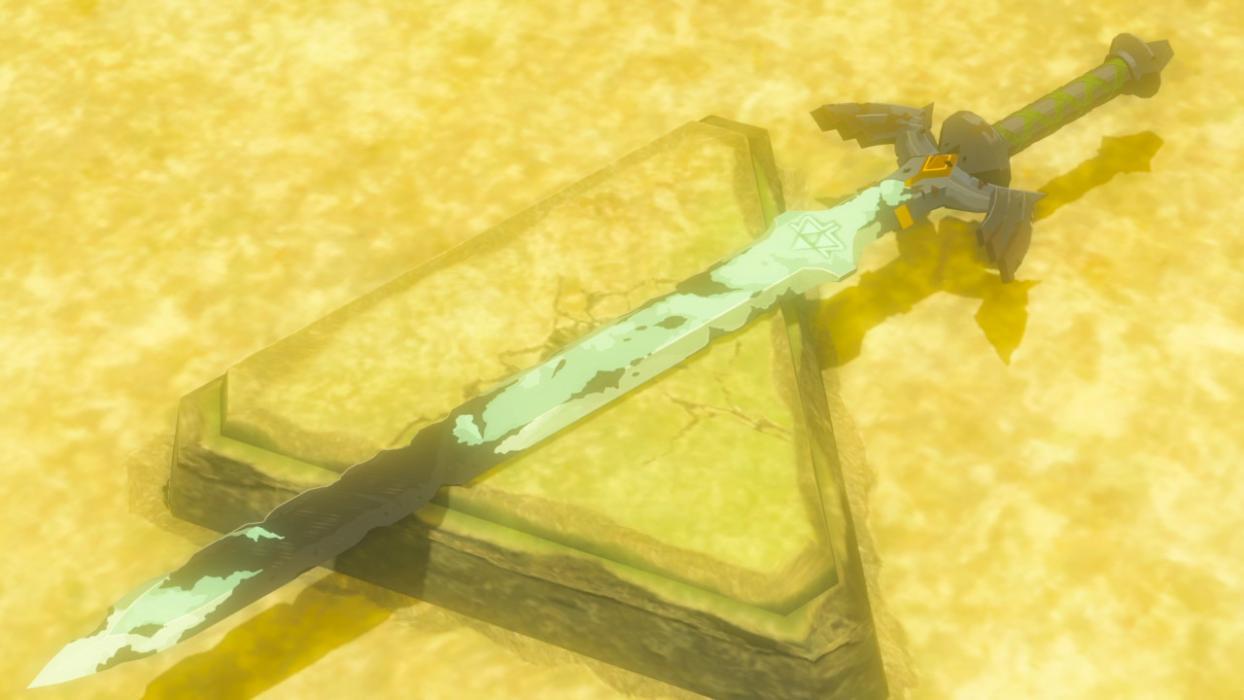 Cómo conseguir la Espada Maestra en Zelda Breath of the Wild