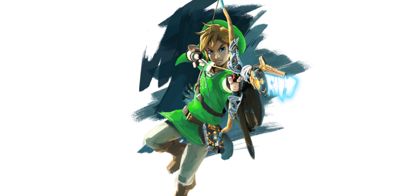 Zelda Breath of the Wild traje verde
