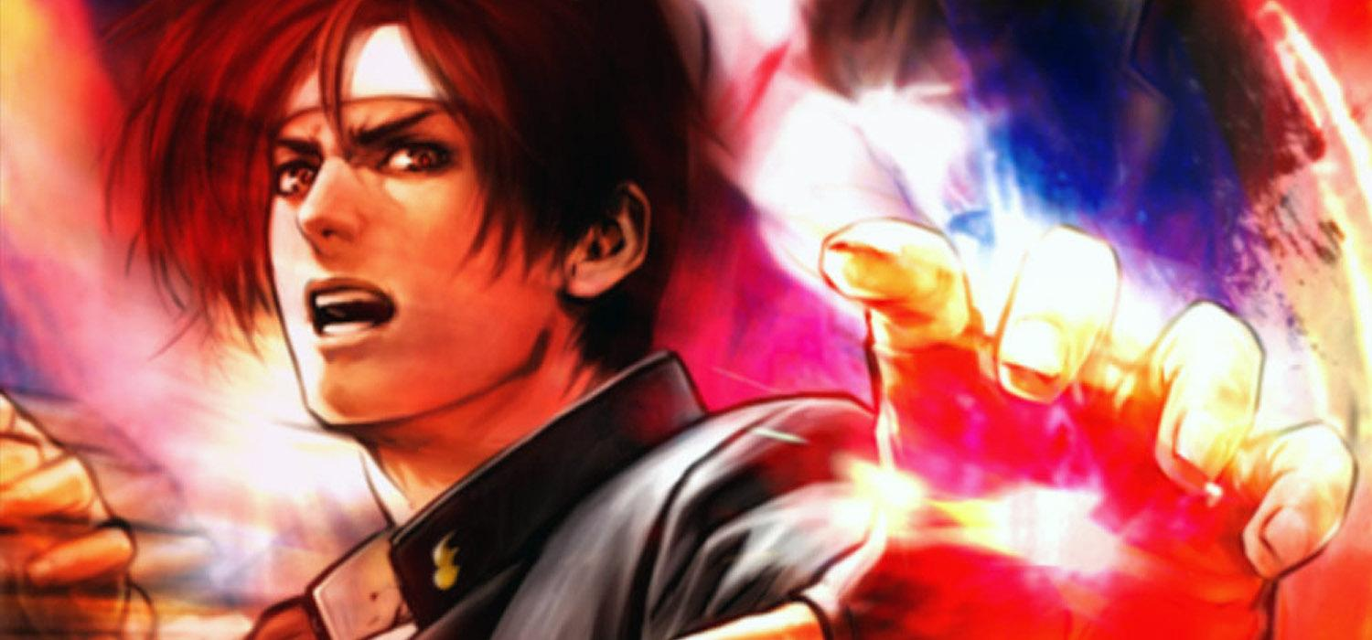 King of Fighters 98 Switch