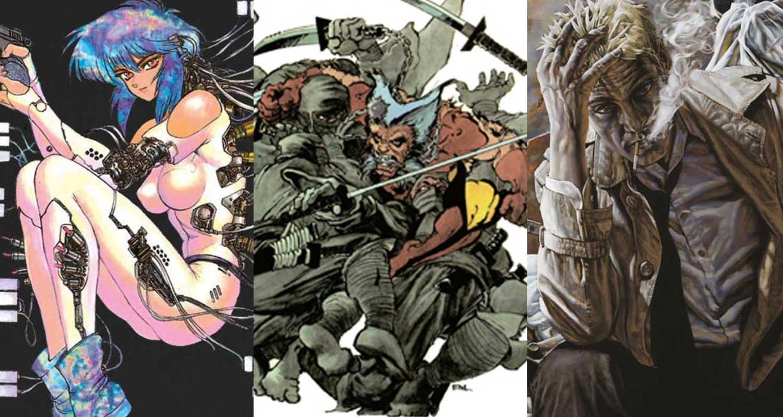 Los mejores cómics de marzo de 2017: Honor, Ghost in the Shell...
