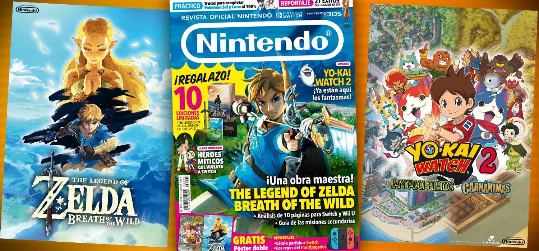 Potada Revista Oficial Nintendo 295