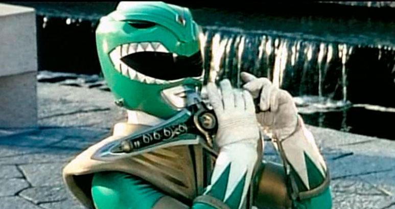 Power Rangers - Ranger Verde