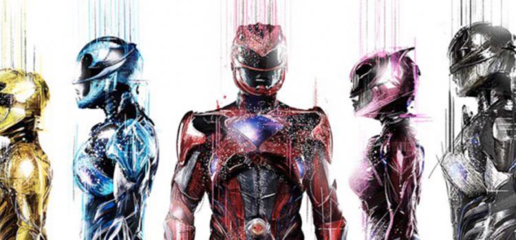 Ranger Rojo, Ranger Azul, Ranger Rosa