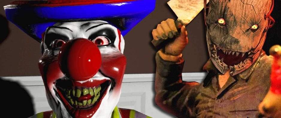 Principal juegos de terror