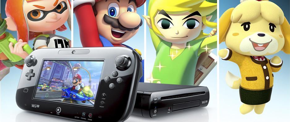 Principal Wii U