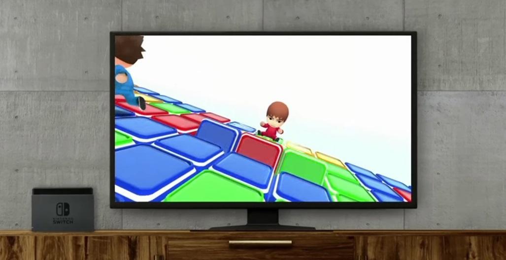 Project Mekuru para Nintendo Switch