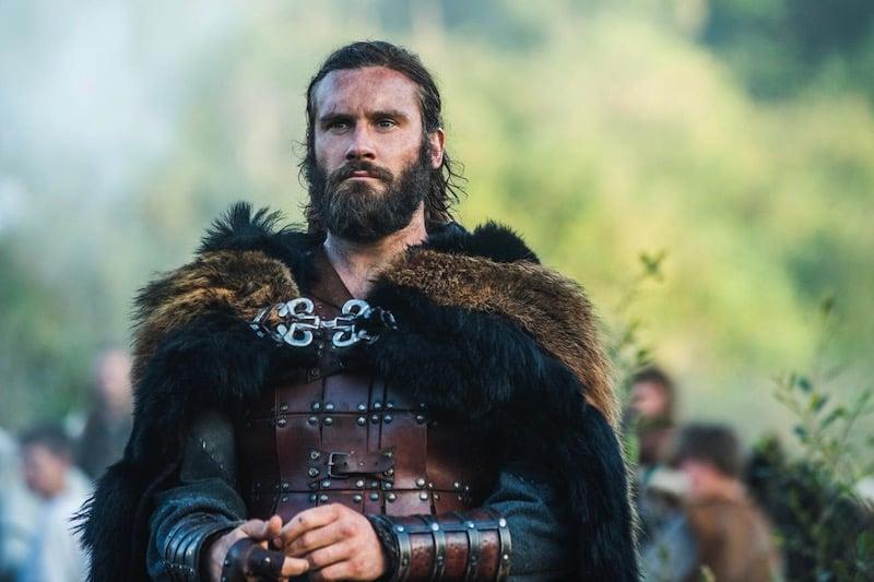 Rollo en Vikings