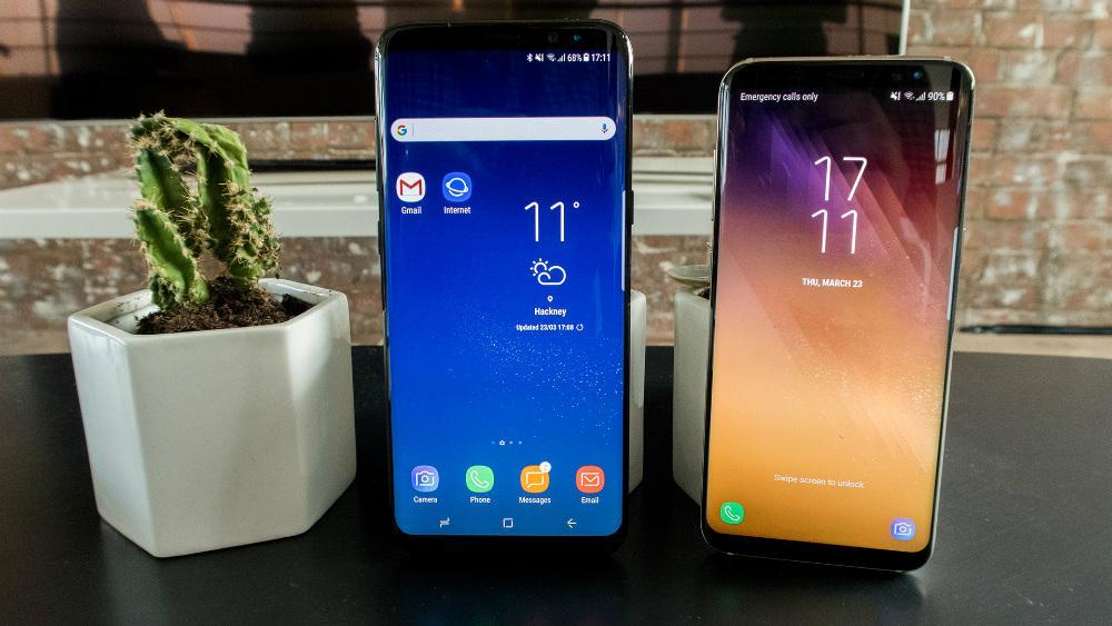 Samsung Galaxy S8 y Samsung Galasy S8 Plus