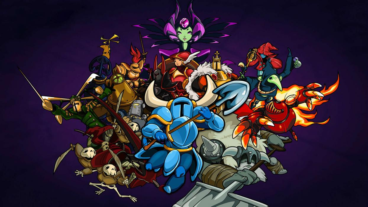 Shovel Knight Switch