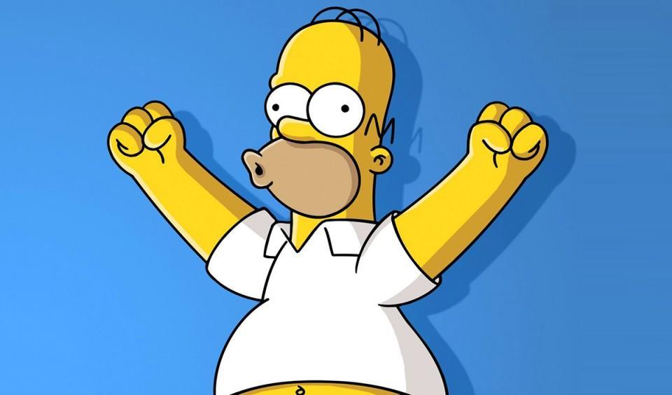 Los Simpson - Homer