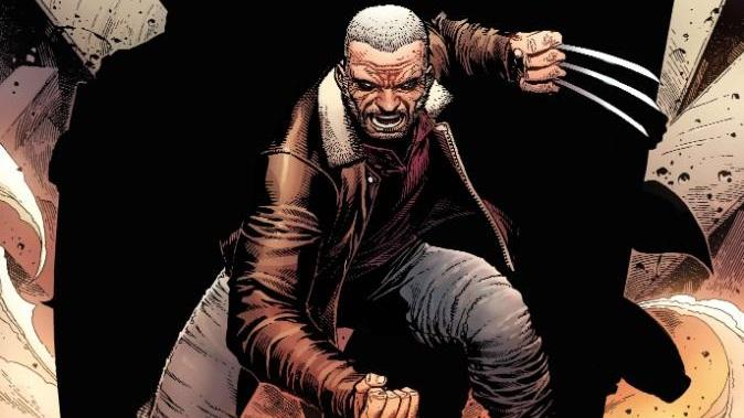 El viejo Logan nuevo cómic