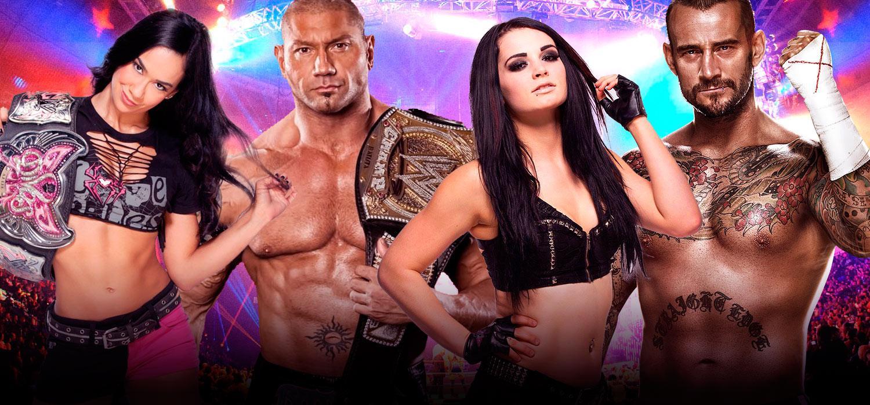 WrestleMania 33 - Luchadores que nos gustaría ver de vuelta a la WWE en el PPV