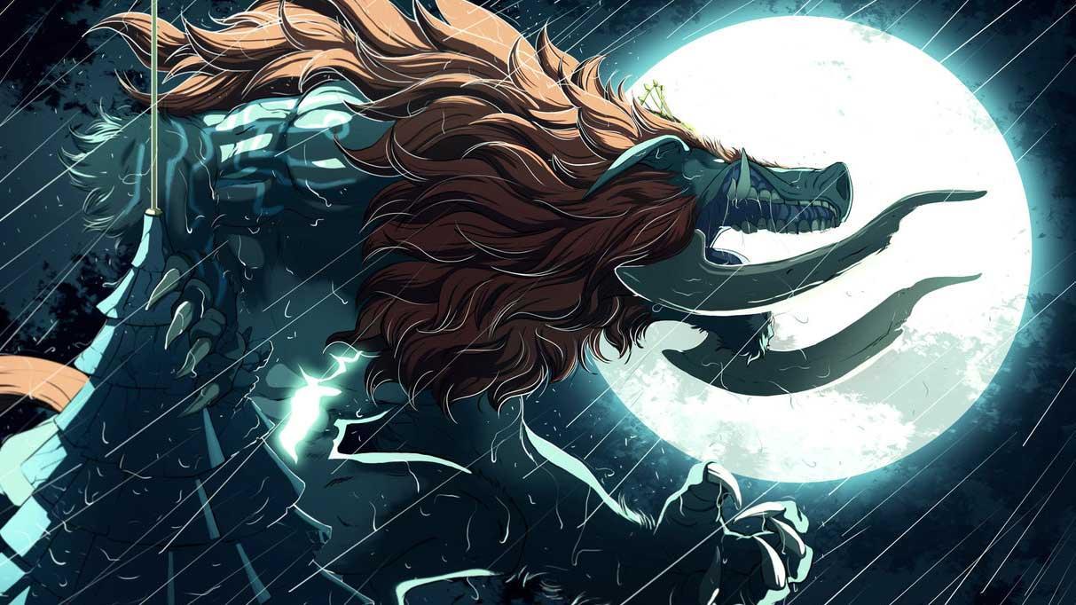 Zelda Breath of the Wild Ganon