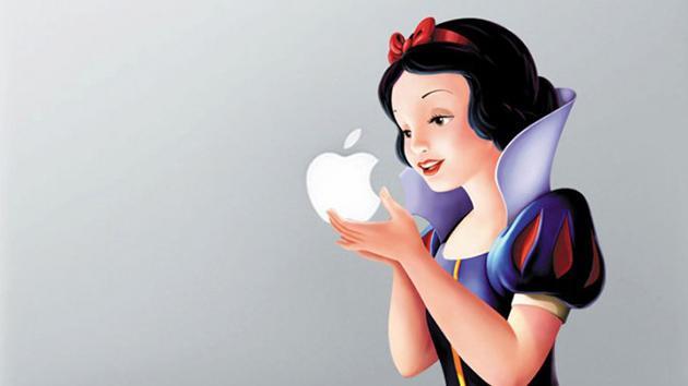 Disney y Apple