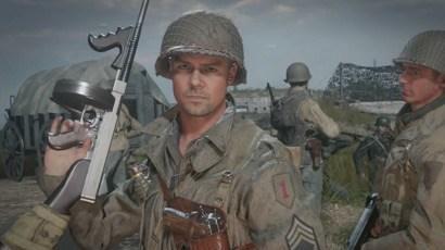 Call of Duty WWII - Nuevas imágenes