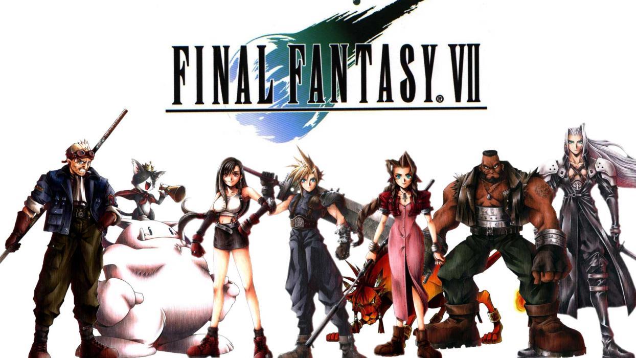 Anunciado el concierto Final Fantasy VII: A Symphonic Reunion