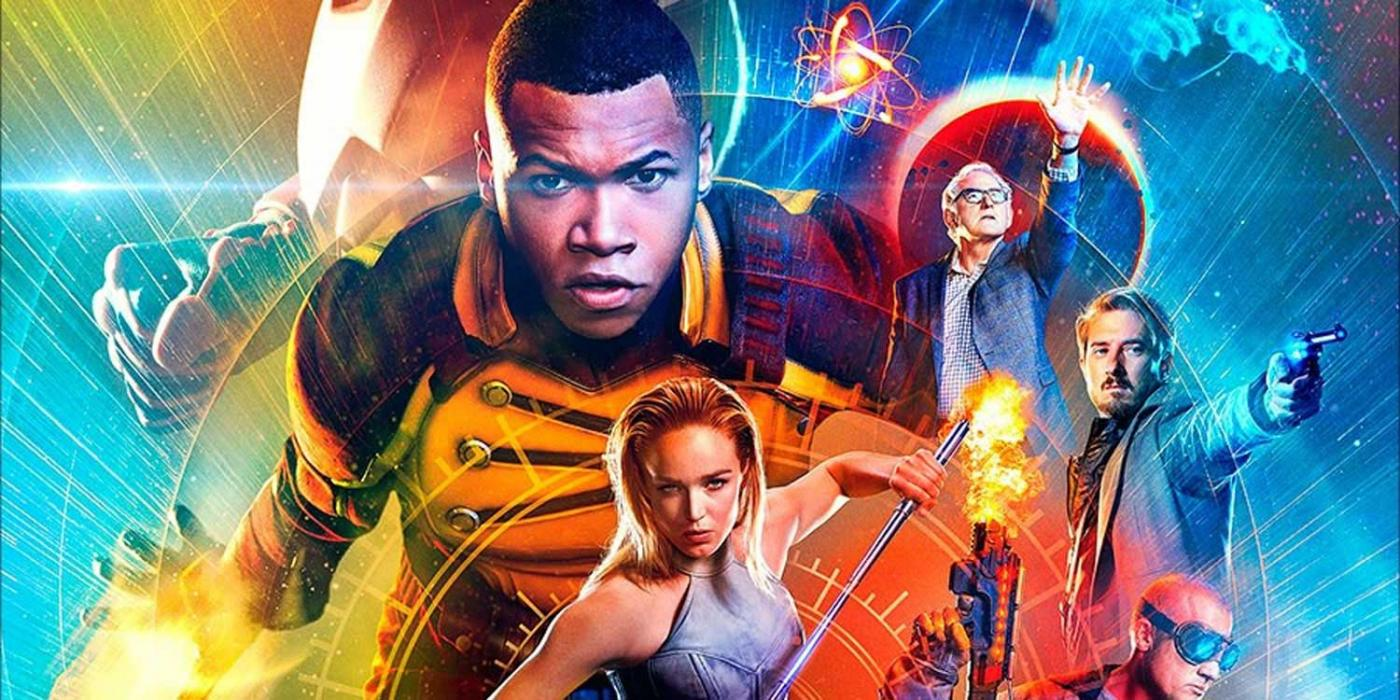 Legends of Tomorrow Temporada 2