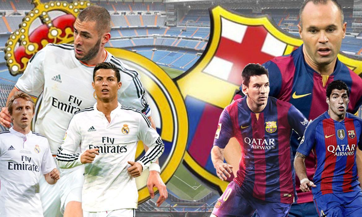 Madrid Barcelona online